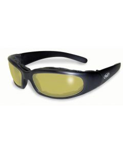 Global Vision Chicago 24YT Yellow-Photochromic Sunglasses M