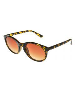Rounded Retro Vintage Sunglasses Tortoiseshell/Brown ML (Regular Size)