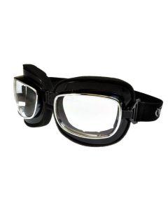 Global Vision Retro Joe Folding Motorcycle Goggles ML