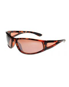 BadAss One-Eighty Wraparound Polarised Sunglasses Copper Lenses ML