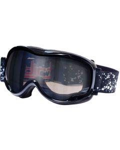 Dirty Dog Bug Ski Goggles Black/Smoke ML