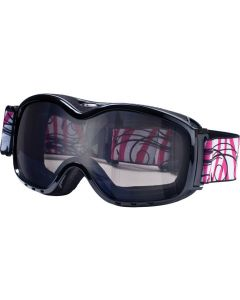 Dirty Dog Fresh Ski Goggles Black/Smoke ML