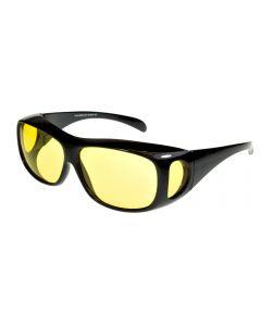 Fit-Over Sunglasses Polarised 4599PL Medium/Yellow