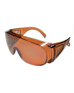 Fit-Over Glasses Driver 3001DR Copper XL