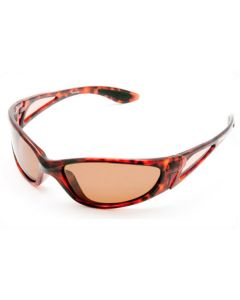 FishGillz Freeport Polarised Sunglasses Tortoiseshell/Bronze M