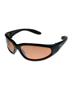 Global Vision Hercules Safety Sunglasses Black/Driving-Mirror ML