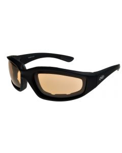 Global Vision Kickback Sunset Photochromic Padded Sunglasses ML