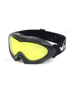 Virage Rainbow Ski Goggles Black/Yellow ML