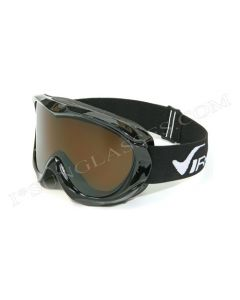 Virage VR15 Ski Goggles Black/Amber ML