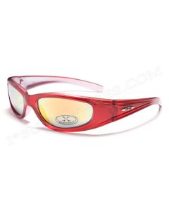 X-Loop Sports Sunglasses 8X2109 Red/Revo ML