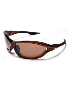 X-Loop Sports Sunglasses 8X2031 Brown/Brown L