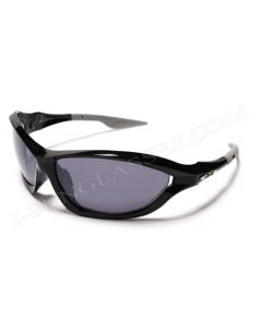 X-Loop Sports Sunglasses 8X2031 Black/Smoke L