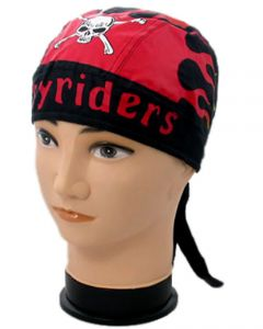 Easy Riders Zandana - Red-Black